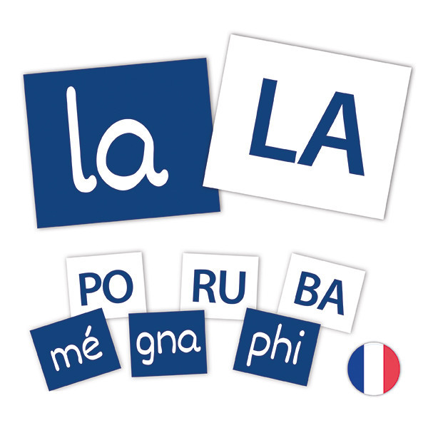 Lecto-bits de syllabes simples