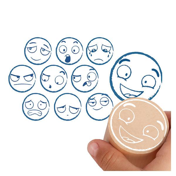 Maxi-sellos de las 10 emociones