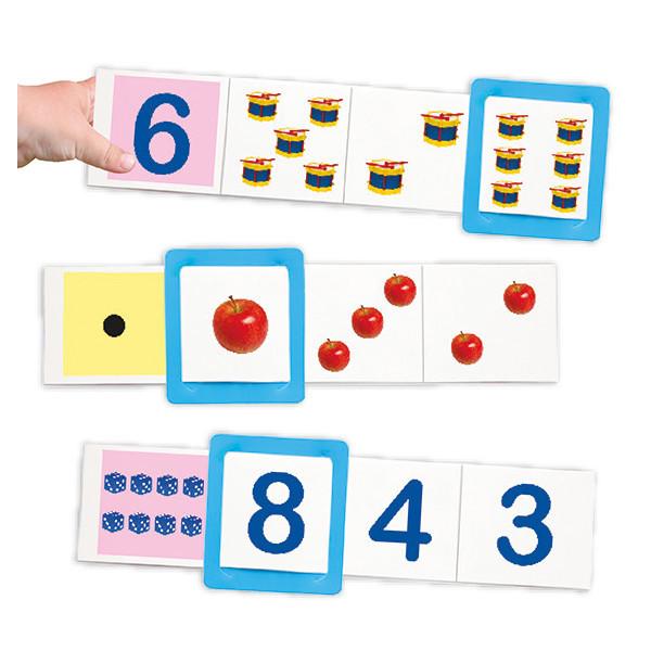 """24 fichas autocorrectoras: """"números..."""