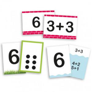 Descubre los números y su...