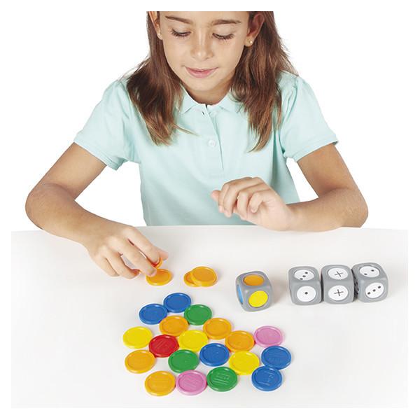 Clasificar colores y aprender a contar