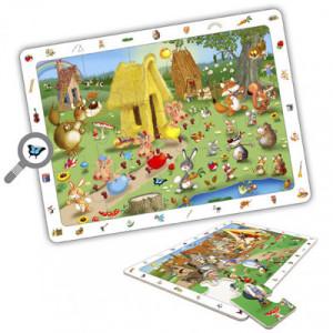 Set puzzles observación -...