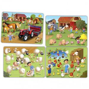 Set puzzles cooperativos -...