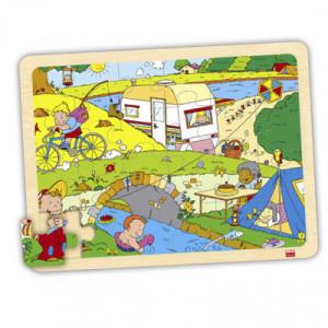 Set puzzles tiempo libre (4...