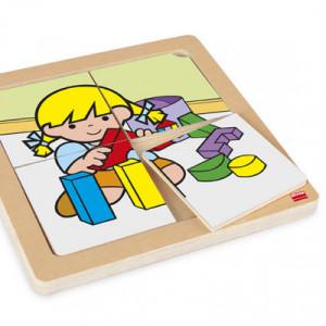 Set puzzles Zaro y Nita 4...
