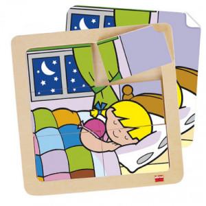 Set puzzles Zaro y Nita 6...