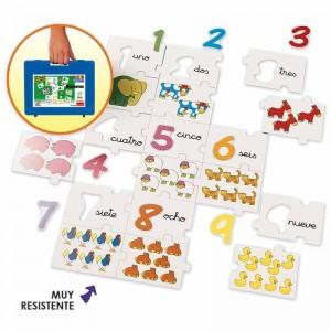 Macro puzzle numeros