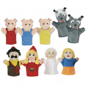 Marionetas: Caperucita roja...