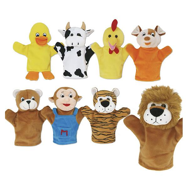 Marionetas: El mago mico y El canto...