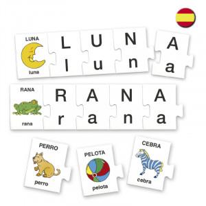 Busca las letras en español
