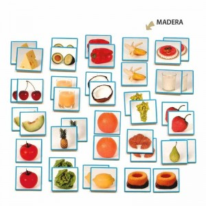 Memory: alimentos