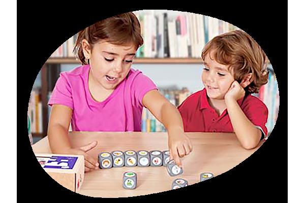 ▷ JUEGOS con Dados para Niños